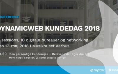 Dynamicweb Kundedag 2018