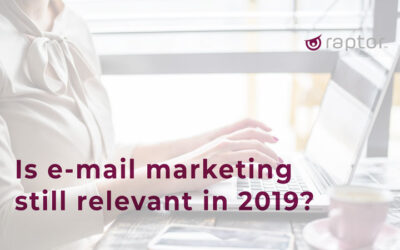 Is e-mail marketing still relevant in 2019