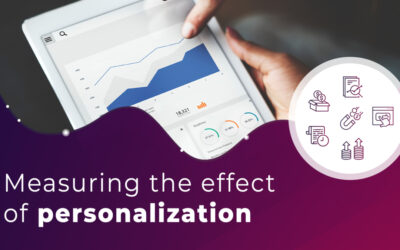 Measuring the effect of personalization