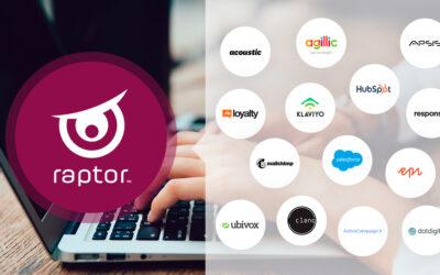 Email Personalization – Raptor vs. Platform