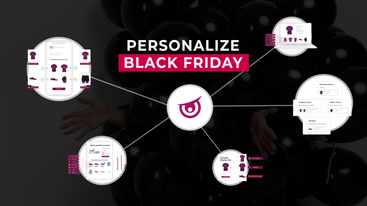How to use personalization during Black Friday
