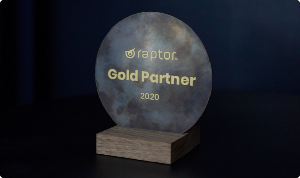 Raptor Gold Partner