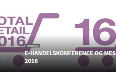 E-handelskonference og Messe 2016
