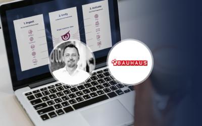 Customer Data Platform – BAUHAUS Case Study