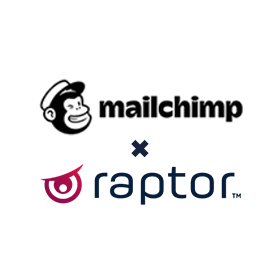 Raptor services and mailchimp integration