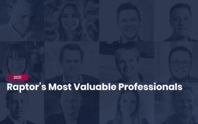 Raptor's Most Valuable Professionals