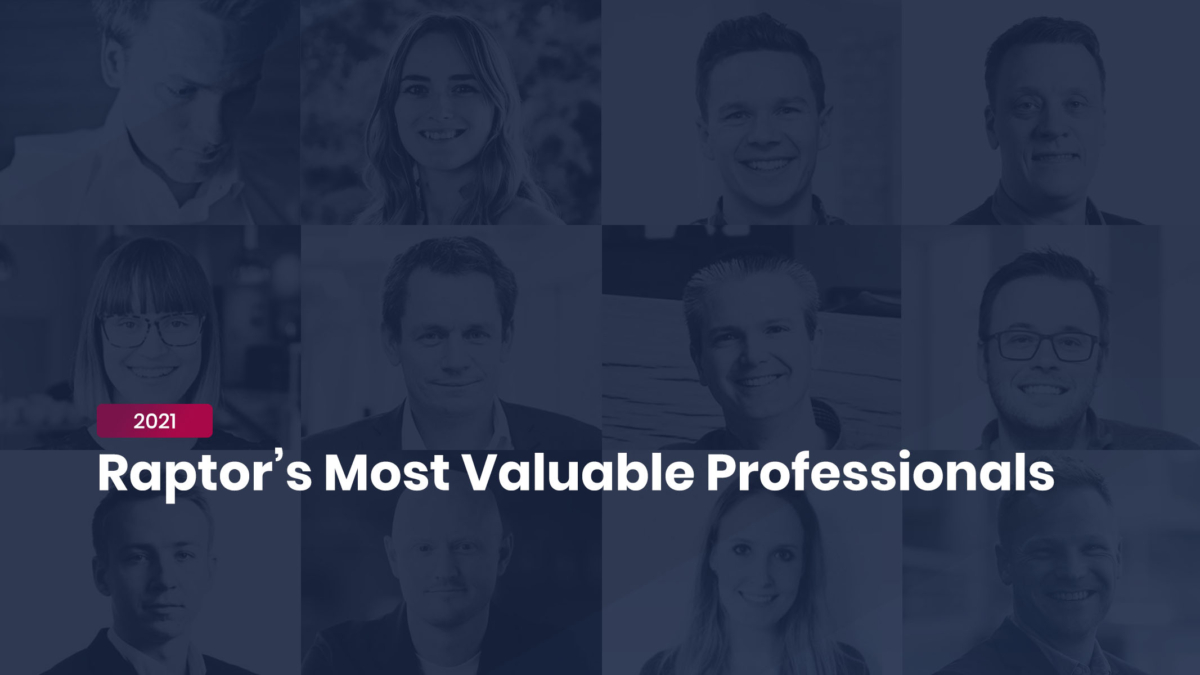 Raptor's most valauble professionals