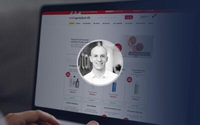 Personalization on web