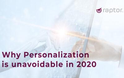Personalization in 2020