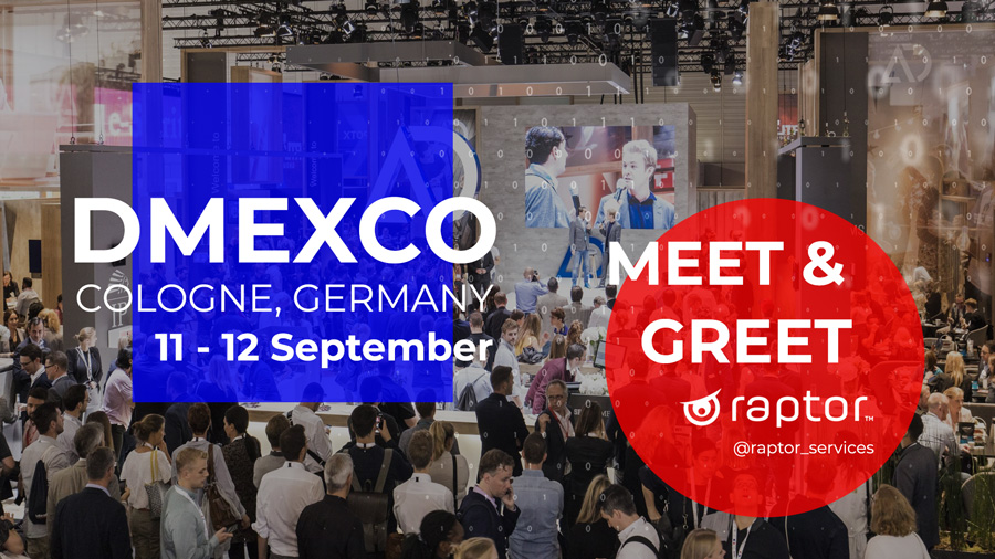 DMEXCO 19 conference