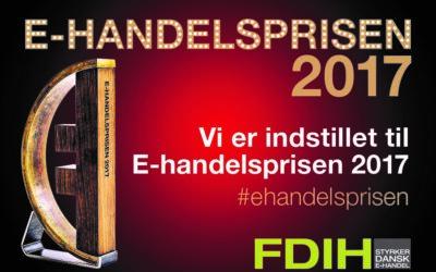 FDIH E-handelsprisen 2017