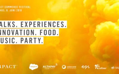 IMPACT Commerce Festival 2018