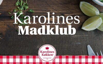 Karoline satser på en madklub