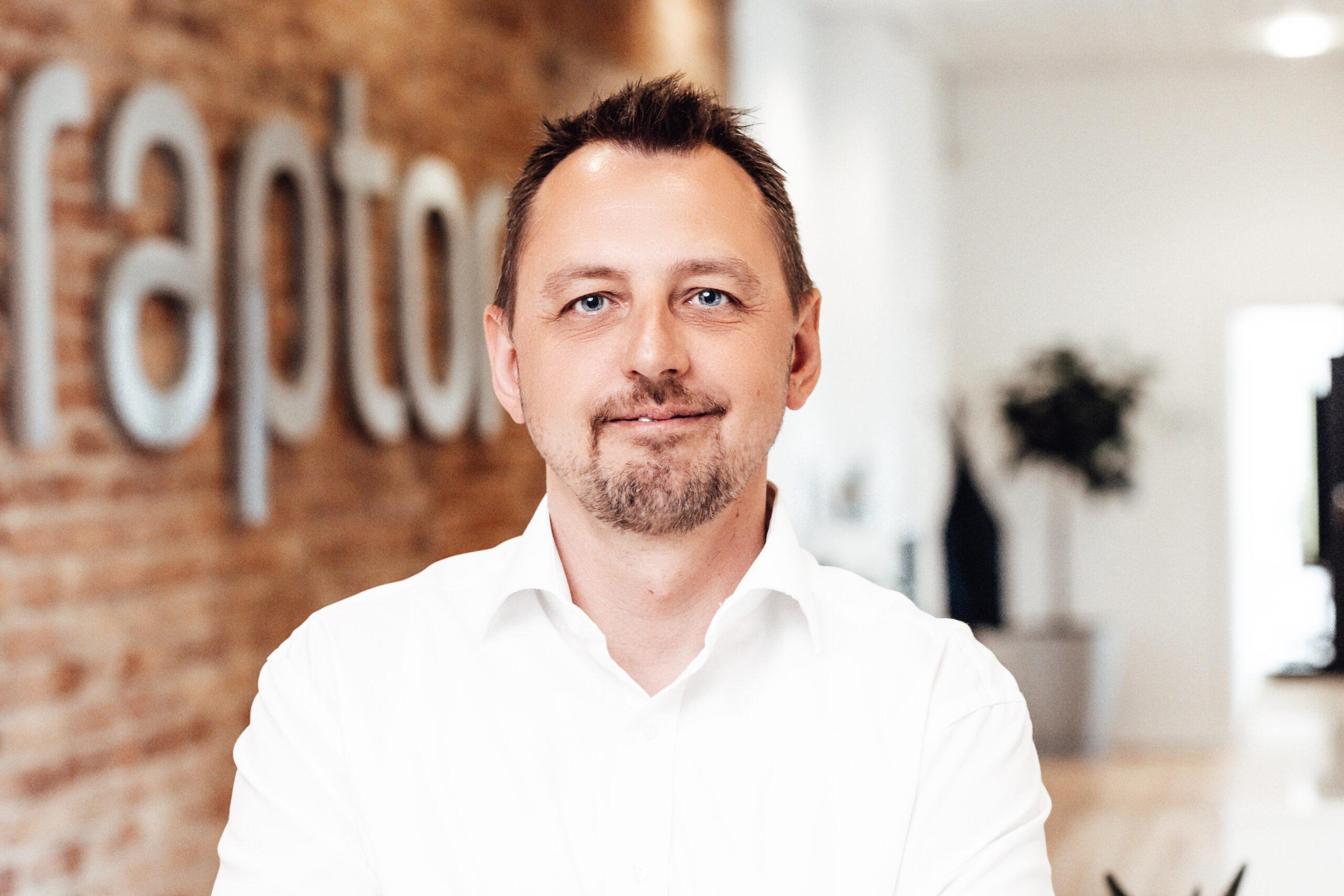 Jan Skov, COO at Raptor Services